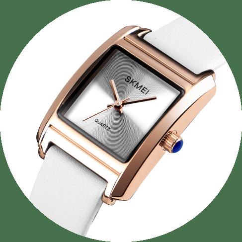 White Leather Belt dd5817 - AlsoWatches